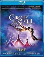 Cirque du Soleil: Worlds Away (Blu-ray Disc + DVD, 2013, Canadian Bilingual) NEW