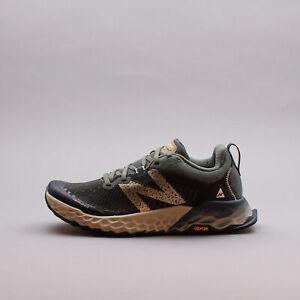 New Balance Fresh Foam Hierro v6 Black Spruce Trail Hiking New Men Shoe MTHIERB6