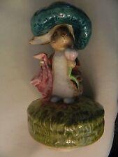 "Vintage 1977 Beatrix Potter Benjamin Bunny Schmid Musical -""Send In The Clowns"""