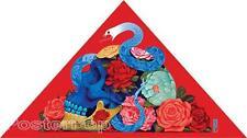 Rimada Blooming Serpent STICKER Decal Art Gustavo Flowers Snake Skull G37