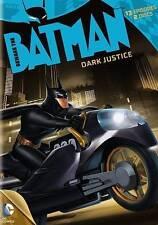Beware the Batman: Dark Justice (DVD, 2-Disc Set)