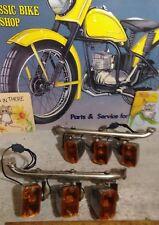 Harley /Honda Goldwing ? Amber Marker Light Honda Goldwing Touring Queen Style