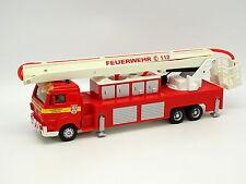 Vari SB 1/43 - Mercedes Carlinga Feuerwehr Amburgo Vigili del fuoco