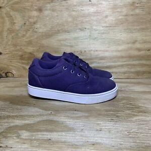 Heelys Launch Skate Roller Shoes Women's 5 / Youth 4 Purple