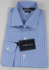 Ralph Lauren Men's Regular Long Sleeve Sleeve Striped Dress Shirts