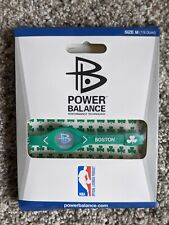 Power Balance Band Boston Celtics, medium