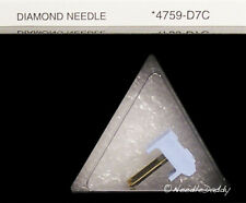 SHURE ROWE AMI & ROCK-OLA BLUE JUKEBOX NEEDLE 4759-D7 NEW! SEALED! SWISS M-44C