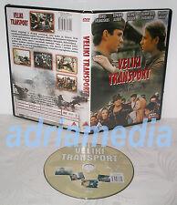 VELIKI TRANSPORT Dvd The Great Der Grosse Best film 1983 SFRJ Tito Partizani