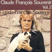 Claude François Souvenir Vol. 2  [CD]