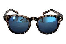 Foster Grant SHADES GRY FG68 Unisex Plastic Sunglasses Blue Mirror Lenses CAT 2