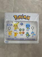 Funko Box: Pokemon Gamestop Exclusive Unopened Squirtle Pikachu Flocked