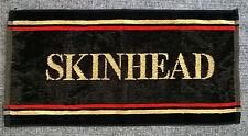 Skinhead Bartuch/ beertowel 50 x 25 cm 100% Baumwolle