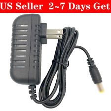 New 9V AC/DC Adapter Charger Power For CTK-900 CTK-2000 CTK2100 Keyboard