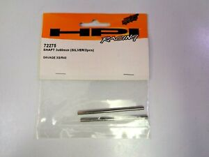 HPI Racing -  SHAFT 3x60mm (SILVER/2PCS) SAVAGE XS/R40 - Model 72275 - Box 3