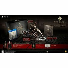 PS4 The Order: 1886 Japan Premium Edition Japan Import PlayStation 4 Tracking