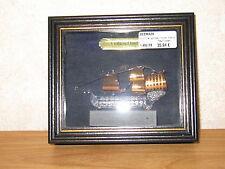 MAYFLOWER *NEW* Cadre vitrine bâteau Golden Hind 15x13cm voiles dorées