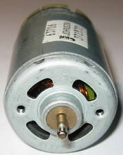 6V DC Motor - R/C and Power Wheels - Powerful Fan Cooled High Speed Hobby Motor