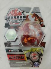 New, Bakugan Armored Alliance Dragonoid Gate-Trainer BakuCores Character Card