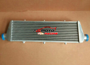 FMIC Universal Aluminum Turbo Intercooler 56mm inlet/outlet 550x170x65mm core