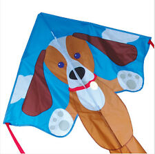 "New Premier Large Easy Flyer Sparky the Dog Kite 46x90""  p44105"