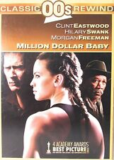 Million Dollar Baby (Dvd + Slipcover) Classic 00s Rewind w/Clint Eastwood >New<