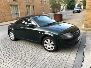 Audi TT -Rare Colour