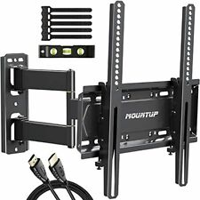 Full Motion TV Wall Mount Bracket for 26-55 Inch TVs Base de Television