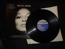 Diana Ross Lp Theme From Mahogany Love Hangover Smile Motown Records
