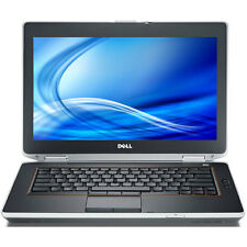 Dell Latitude E6420 2.5GHz i5 4GB 250GB DVD Windows 10 Pro 64 Laptop Computer B