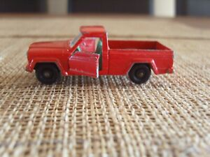 Jeep Gladiator - Matchbox number 71