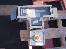 SQUARE D I LINE II 1600 AMP 600 V 3W BUS/FEEDER T DUCT  WITH SPLICE PACK