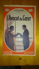 Claude Henrio - L'avocat du Coeur - Jules Tallandier, 1928