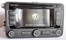 NEW VW RNS315 BLUETOOTH Golf Passat CC Polo Tiguan Jetta Touran Caddy navigation