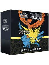 POKEMON HIDDEN FATES ELITE TRAINER BOX New Sealed