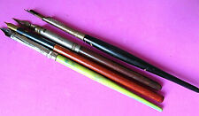 ANTIQUE 4 DIP PENS