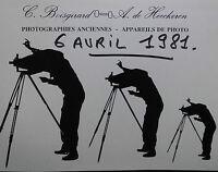 1981 Catálogo De Venta Demuestra Drouot Antiguo Dispositivos Fotos