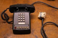 Black Western Electric Multiline Key Phone model 2565HK, circa 1971