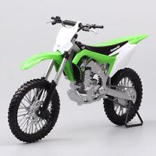 Welly 1/10 big scale Kawasaki KX250F motocross diecast motorcycle bike model Toy