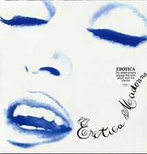 Madonna Erotica Original 1992 UK German Double Gatefold Lp