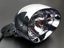 Motorcycle Bullet Headlight Lamp For Harley Honda Kawasaki Suzuki Yamaha Custom