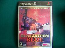 Playstation 2 Gungriffon Blaze (GA) Teen rated Working designs Ultra Series