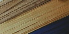 "Vintage Grosgrain Ribbon 1/4"" Trim Edging 1yd Made in France"
