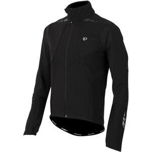 Pearl Izumi Mens PRO Softshell 180 Thermal Cycling Jacket Small Black Bike