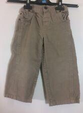 pantalon  marron velours In Extenso  taille  94cm 3 ans  tbe (C1122)