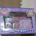 Kirby The Star Pupup Diner Plate Set