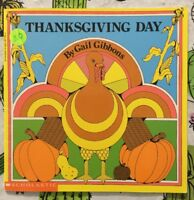 Thanksgiving Day by Gail Gibbons (PB, 1992)