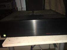 proton power amplifier a-1660 4 instead of 6 channel