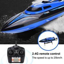Profi H100 2.4GHz 4Kanal RC Boot Ferngesteuerte Rennboot ABS Mit Fernbedienung
