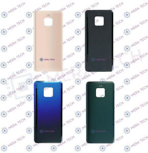 Rear Glass Back Battery Cover For Huawei Mate 20 Pro With Adhesive