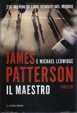 Il maestro di James Patterson, Michael Ledwidge